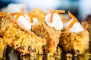 Dessert gâteau aux carottes