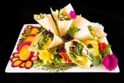 Mise-en-bouche salade